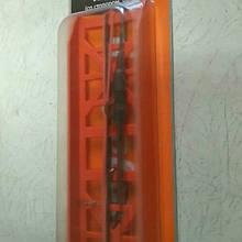 """Короповий монтаж ,,Orange carp"""" #123 Безпечна кліпса зі стопором . без вантажу"""