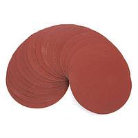 20шт 1000 грит 6 дюймов шлифовальная диски комплект 150мм стекаются шлифовальная бумага для полировки