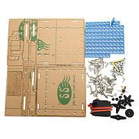 Поделки лифт лифт комплект научно-образовательной разработки игрушка монтажный материал пакет для детей