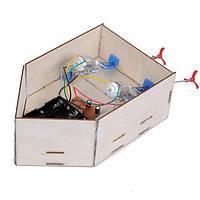Поделки пульт дистанционного управления комплект корпус ручной игрушки монтажный комплект пакет материалов для детей