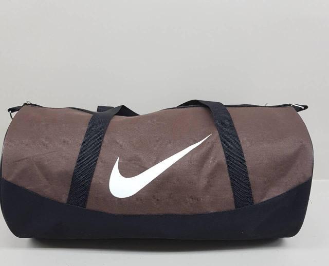 Спортивная  сумка Найк nike. Бочонок