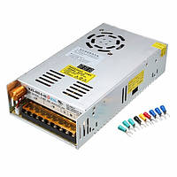 Регулируемый AC 110 / 220V до 0-48V 10A 480W Switch Power Supply Driver LCD Дисплей Для LED Strip Light