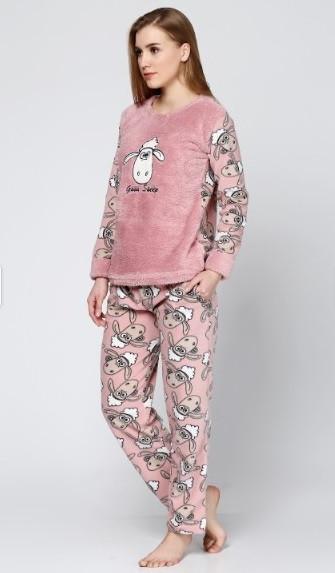 c4b41a47f472 Женская плюшевая пижама Турция, цена 590 грн., купить в Харькове ...
