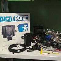 Полный комплект ГБО 4-го пок.DIGITRONIK, фото 1