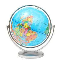 Мир земной шар океан атлас карта с вращающейся стенд географии образовательной