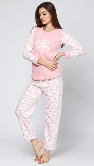 6f0fb7e4afccc Тёплая женская пижама с брюками, цена 590 грн., купить в Харькове ...