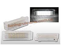 Светодиодная подсветка салона LED на Range Rover Sport 2006-2014