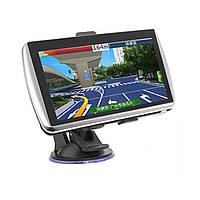 7Inch Автомобильный GPS навигации HD TFT LCD с сенсорным экраном Бесплатная 3D карта Win CE6.0 Для России Канада Европа США Австралия