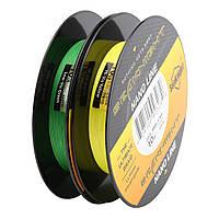 Seaknight нано 300м лески 4 жилы провода ткет PE многонитевой кос линия 4-10lb 0.07-0.12m