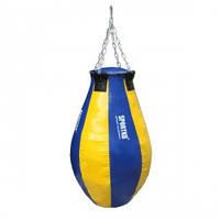 Груша боксерская Sportko каплевидная с кольцом