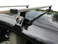 Багажник на гладкую крышу Camel LUX на Ланос/Авео/Лачет/Лансер, aналог D1 Аmos, 2 алюм. поперечины 120см