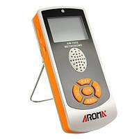 AROMA AM-705S электронный метроном 40-208bpm с регулятором громкости гитарных