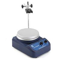 220v 200w магнитная Миксер мешалка с нагревательной пластиной лаборатории