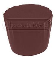 """Форма для шоколада """"Стакан"""" 27х13,5х2,4 см., 24 шт. Chocolate World"""