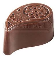 "Форма для шоколада ""Этно"" 27х13,5х2,4 см., 15 шт. Chocolate World"