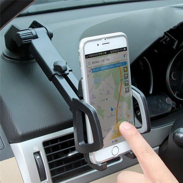 Bakeey ™ 2 в 1 Многофункциональный подстаканник для присоски Автомобильный держатель вентиляционного отверстия для телефона длиной до 6 дюйм - ➊TopShop ➠ Товары из Китая с бесплатной доставкой в Украину! в Днепре