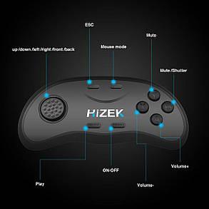 Hizek HZ-RC2 Bluetooth пульт дистанционного управления беспроводной геймпады мыши музыкальный проигрыватель для Ios андроид ПК 1TopShop, фото 2