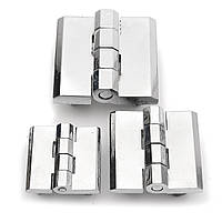 40/50 / 60мм сплава цинка шкаф электрический дверной коробки гидравлические петли встраивать винты