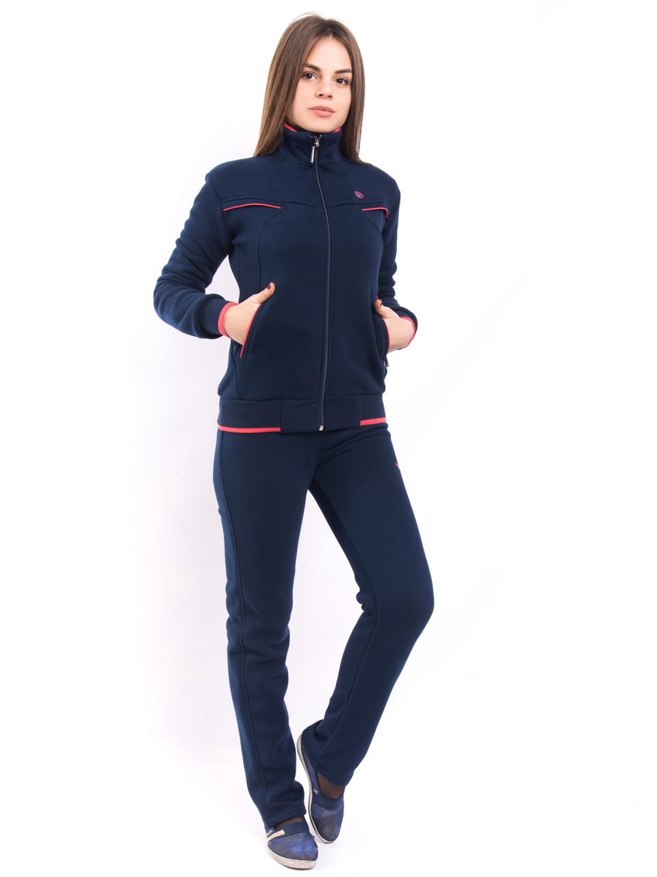 4c9d41e63e18 Женские теплые спортивные костюмы трехнитка 5041 - Оптово-розничный  интернет-магазин спортивной одежды
