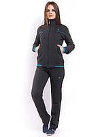 Женские зимние спортивные костюмы трехнитка  5041
