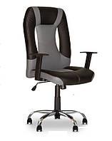 Кресло руководителя SPORT R SL chrome ECO