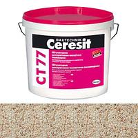 CERESIT. Мозаїчна штукатурка  СТ 77  21D колір/ 1,4-2,0 мм (14 кг)