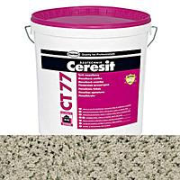 CERESIT. Мозаїчна штукатурка СТ 77  17D колір/ 0.8-1.2 мм (14 кг)