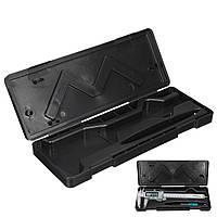 Черный пластик штангенциркуль коробка для 6 дюймов электронной цифровой микрометр GUAGE