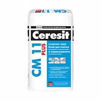 CERESIT. THOMSIT. Клей для керамічної плитки СМ 11 PLUS (25кг)