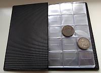 Альбом для монет на 150 ячеек МР