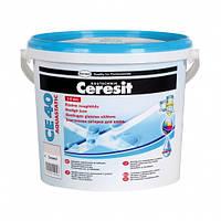 CERESIT. THOMSIT. Еласт/водост.кольоровий шов CE-40 (2 кг) (синій)