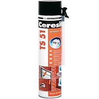 Піна монтажна стандартна Ceresit TS 51 Всесезонна (Стандарт)