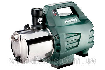 Автоматичний насос Metabo HWA 6000 Inox