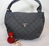 Модная текстильная сумка из плащевки