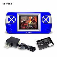 SY 988a 888 в 1 2.4-дюймовый цветной экран с режимом защиты глаз перезаряжаемые портативной игровой gonsole