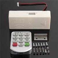 Электронный интеллектуальный номер клавиатуры пароль кабинета замок двери цифровой код