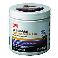 3M™ 09019 Marine Metal Restorer & Polish - Полировальная паста для металла, 500 мл