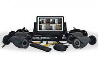 Комплект видеонаблюдения Green Vision GV-K-M 7304DP-CM01 LСD, фото 1
