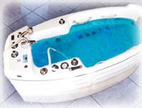 Многофункциональная гидромассажная ванна С-280 T-REM  МС-08