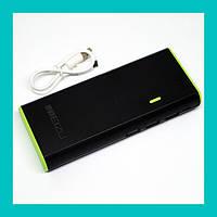 Портативное зарядное устройство Павербанк Powerbank Meizu LED 30000