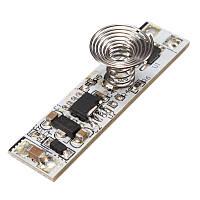 9v-24v модуль коммутации емкостной сенсорный датчик 30w касания LED затемнение управления модуля лампы и фонари регулятор