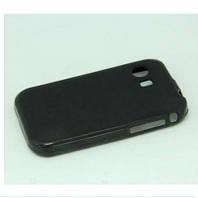 Чехол-накладка силиконовый для Samsung S5360 Galaxy Y black