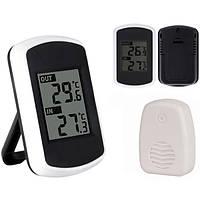 TS-FT004-B Digtal окружающей среды погода беспроводной термометр в помещении на открытом воздухе тестер температуры