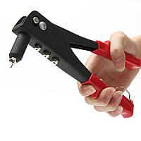 140pcs поп-клепальщик установить заклепка пистолет руки набор инструментов Ремонт водостоков для тяжелых условий эксплуатации