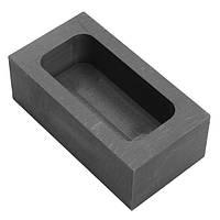 85x45x30mm 23.5oz графитовый тигель графитовый литейная форма