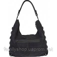 Женская сумка из натральной замши , фото 3