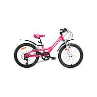 Горный детский велосипед для девочки  Avanti Sonic 20 (2018)  new