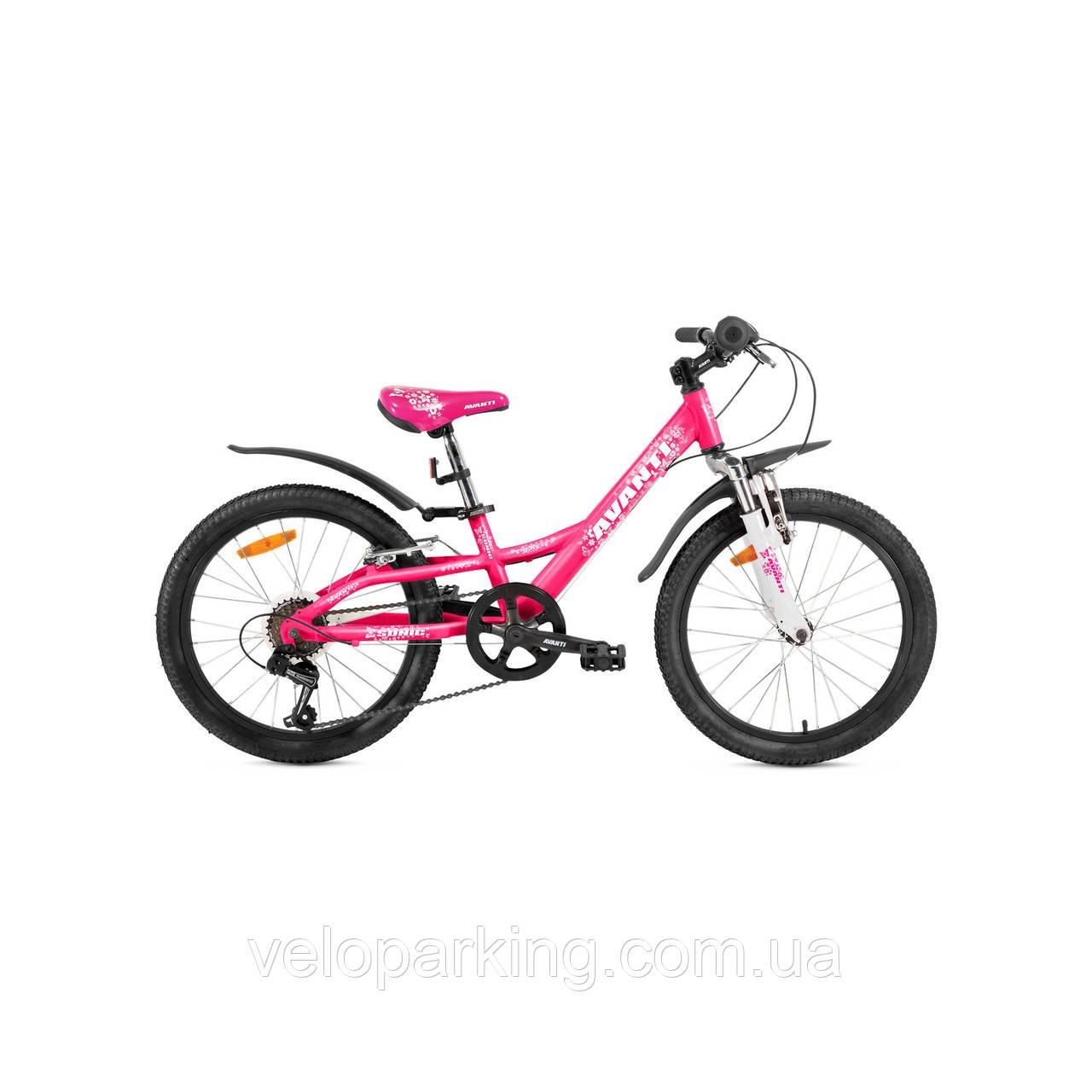 ee5e0ae6ff7398 Горный детский велосипед для девочки Avanti Sonic 20 (2018) new -  ВЕЛОПАРКing в Харькове
