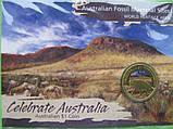 Австралия 1 доллар 2011 г. Фауна Австралии , UNC., фото 2