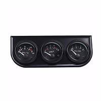 Напряжение температуры масла автомобиля давления масла приборной панели One автомобиль три в